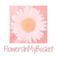FlowersInMyBasket Button #1